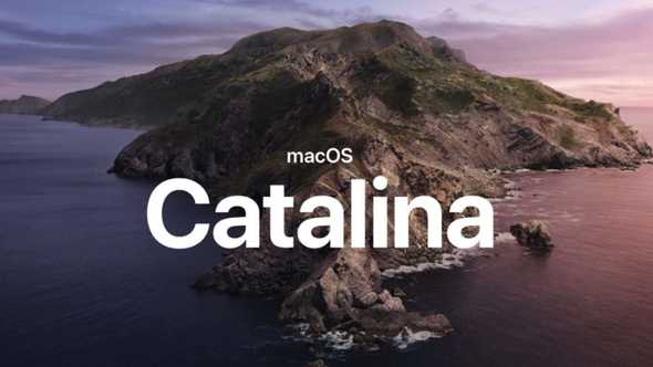 MacOS Catalina background